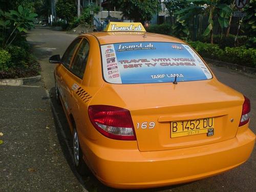 Taksi TRANSCAB « Cari Taksi Yuk…!